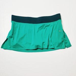 Nike Dri Fit Knit Running Skort Size XL